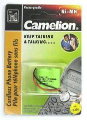 Аккумуляторы Camelion C001 (T-104, 600mAh)