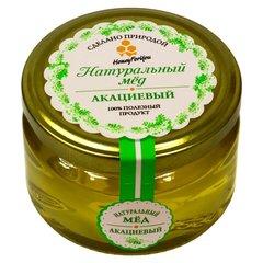 Набор (2 шт.) натурального меда HoneyForYou: донниковый мед - 250г., акациевый мед - 250г.