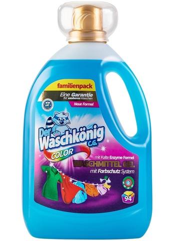 Гель для стирки Der Waschkönig C.G. Color 3,305 л.