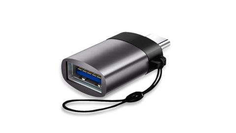 Переходник USB-A  на USB-C