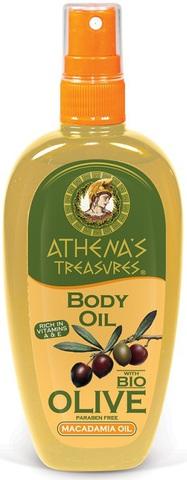 Масло макадамии для тела Athena's Treasures 150 мл