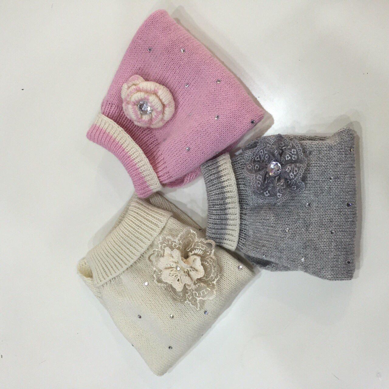 гламурные свитера для собак