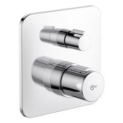 Термостат встраиваемый на 2 потребителя Ideal Standard Tonic II A6344AA фото
