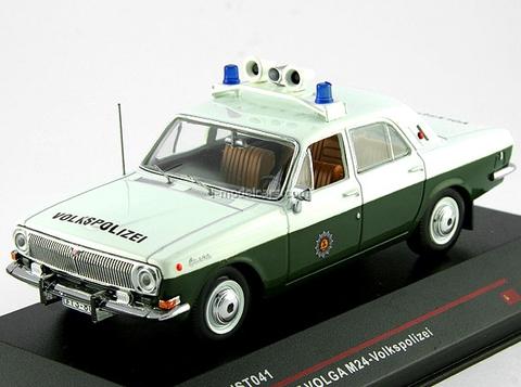GAZ-M24 Volga Volkspolizei 1969 IST041 IST Models 1:43
