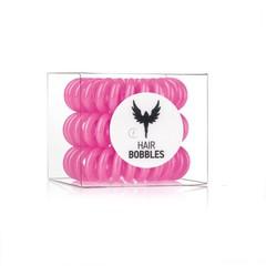 Силиконовая резинка для волос Hair Bobbles  - Розовая