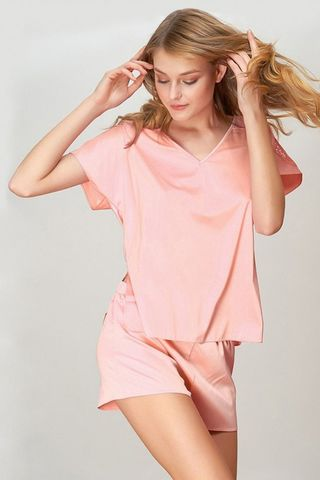 Пижама 60404-2 светло-розовый Laete