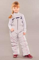 Зимний комбинезон-костюм Princess малиновый