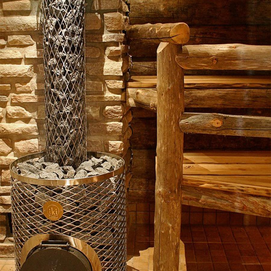 Печь для сауны IKI Maxi, фото 11