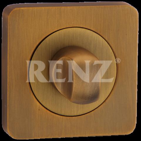 Завёртка К Ручкам  Renz BK 08, цвет кофе