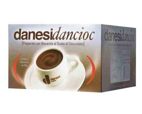 Горячий шоколад Danesi Dancioc, 40 пак/уп, 25 г