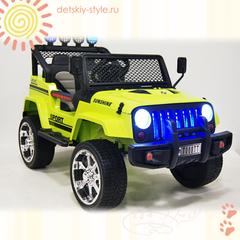 "Электромобиль River-Auto ""Jeep T008TT"""