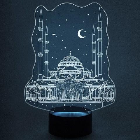 Ночник Мечеть