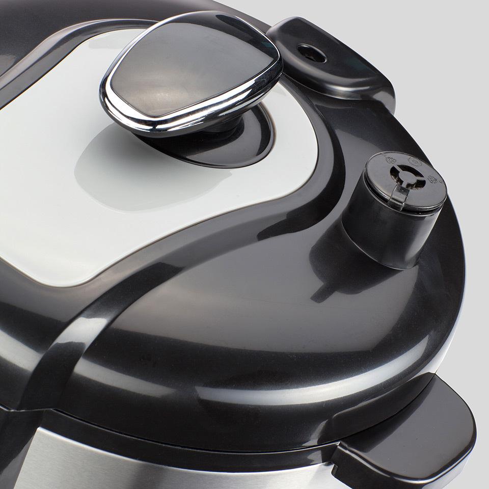 Мультиварка Скороварка с давлением с керамической чашей для большой семьи из 5-6-7 человек Unit USP-1095 D дешево по акции