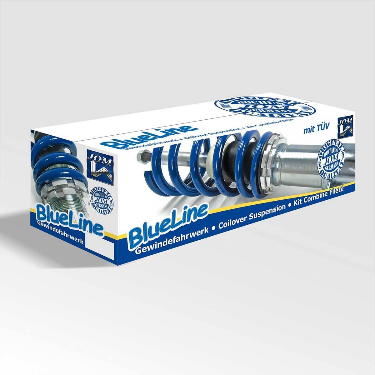 Коробка с койловерами от фирмы JOM Blueline 741154