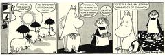 Муми-тролли. Полное собрание комиксов. Том 2