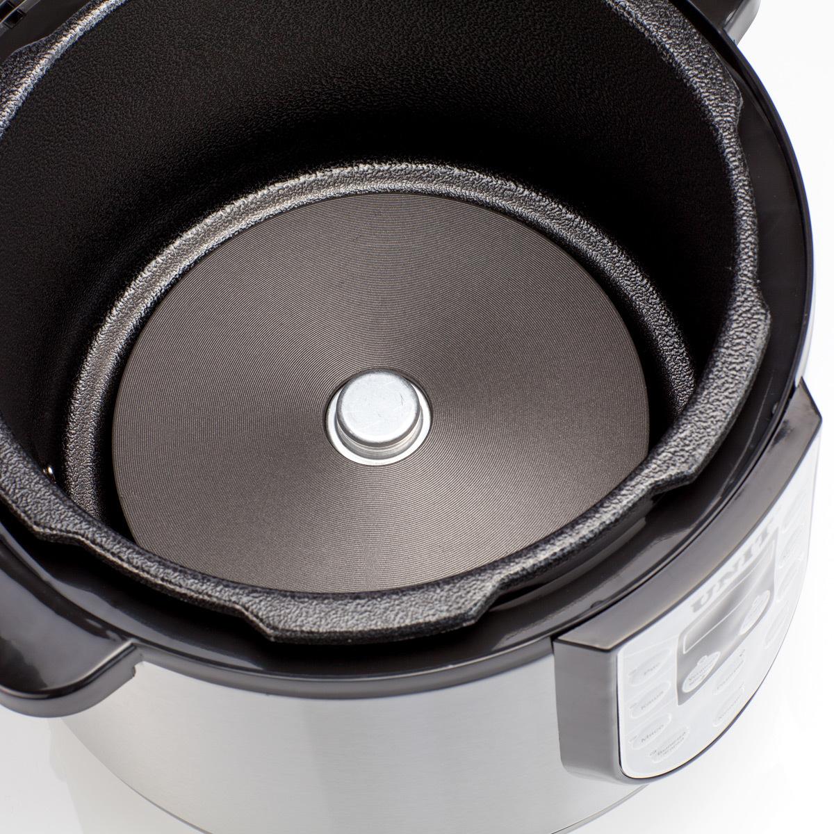 Мультиварка Скороварка с давлением с керамической чашей на 6 литров мощность 1.100 Ватт Unit USP-1095 D отзывы
