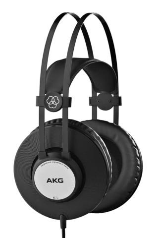 AKG K72 студийные наушники