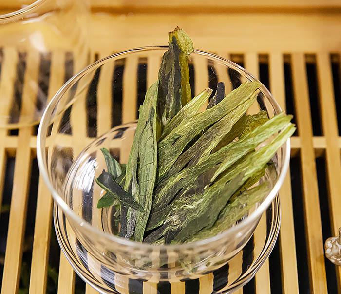 TEA-CH135 Китайский зеленый чай «Обезьяний Главарь» (Тай Пин Хоу Куй, 10 гр) фото 08