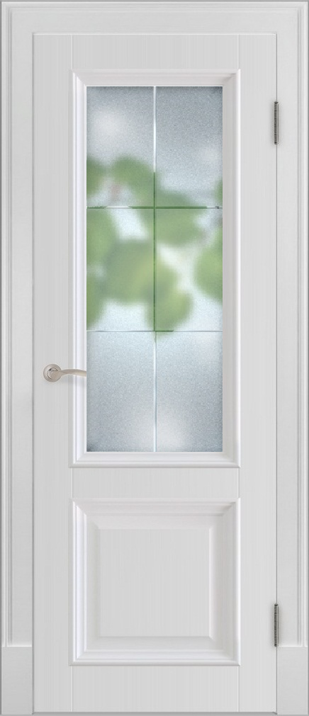 Модель 12.2 со стеклом Решетка