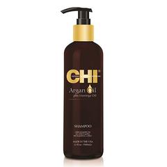 CHI Argan Oil Plus Moringa Oil Shampoo - Восстанавливающий шампунь с маслом арганы