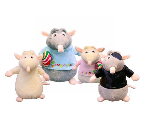 Мягкая игрушка Крыса в ассортименте