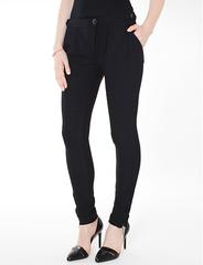 0014 брюки женские, черные