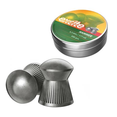 Пули пневматические H&N Excite Hammer 4,5 мм 0,51 грамма (500 шт)