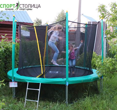 Батут Hasttings Classic Green 10 FT (3,05 м)