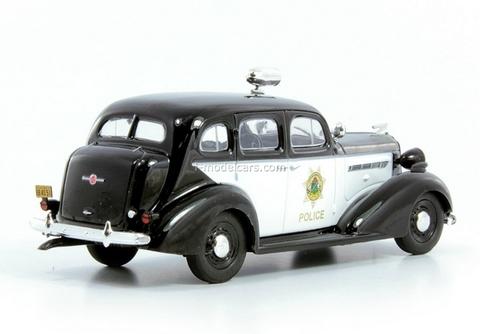 Buick Special Police California USA 1:43 DeAgostini World's Police Car #32