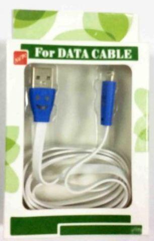 кабель USB -> Iphone 5 32212 White