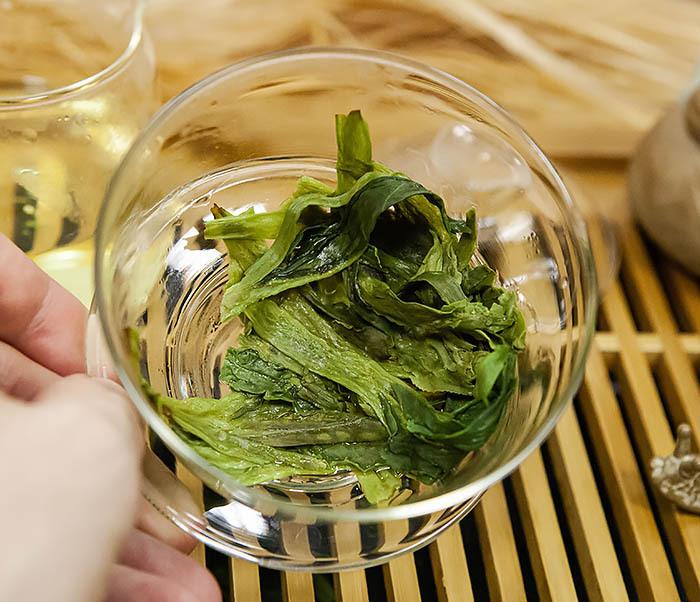 TEA-CH135 Китайский зеленый чай «Обезьяний Главарь» (Тай Пин Хоу Куй, 10 гр) фото 12