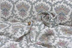 Применима для льняных платьев,льняных костюмов, туник, рубашек