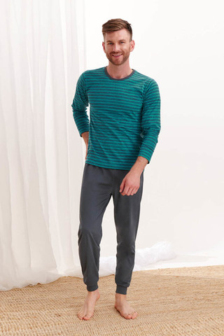 Мужская пижама 20W Max 374-372-02 Taro