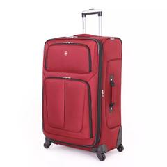 Чемодан Swissgear Sion, бордовый, 46x29x80 см, 90 л