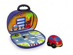 Smoby Мини машинка в чемоданчике (211068)