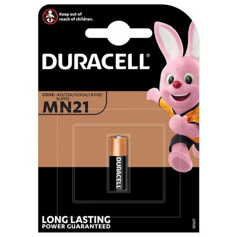 Батарейки Duracell 23A, 12V (2/20) BL