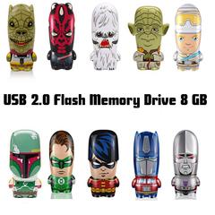 Mimobot USB 2.0 Flash Memory Drive 8 GB