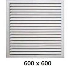 Решетка радиаторная 600*600мм Эра П6060Р