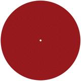 Слипмат Для Проигрывателя Виниловых Пластинок (Pro-Ject Felt Mat - Dark Red)