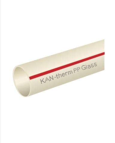 Труба KAN-THERM PN20 Glass