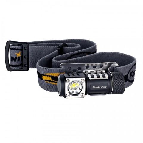 Фонарь светодиодный налобный Fenix HL50 Cree XM-L2, 365 лм, аккумулятор