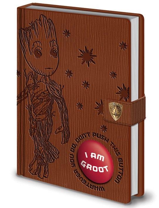 Записная книжка Guardians of the Galaxy Vol. 2 (I Am Groot) (Со звуком)