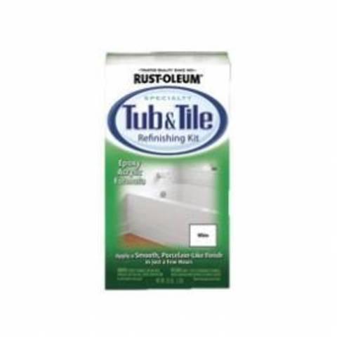 Speciality Tub&Tile Refreshing Kit эмаль для ванны и кафельной плитки