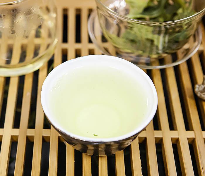 TEA-CH135 Китайский зеленый чай «Обезьяний Главарь» (Тай Пин Хоу Куй, 10 гр) фото 16