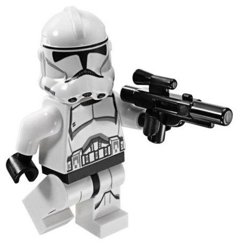 LEGO Star Wars: Турбо танк клонов 75028 — Clone Turbo Tank — Лего Стар варз ворз Звёздные войны
