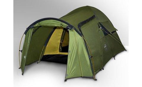 Палатка Canadian Camper Cyclone 2 (зеленый)