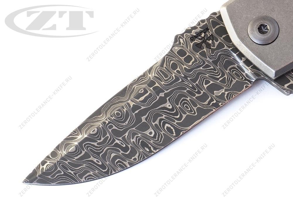 Нож VECP Prototype Les George - фотография