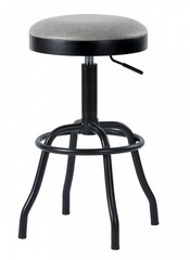 Барный стул DACOTA Vintage Ash C-136 винтажный пепельный — серый