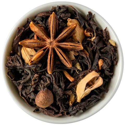 Чай со специей масала