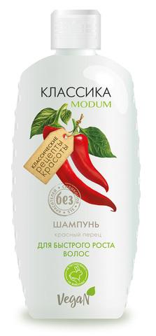 Modum Классика Шампунь Красный перец 550мл